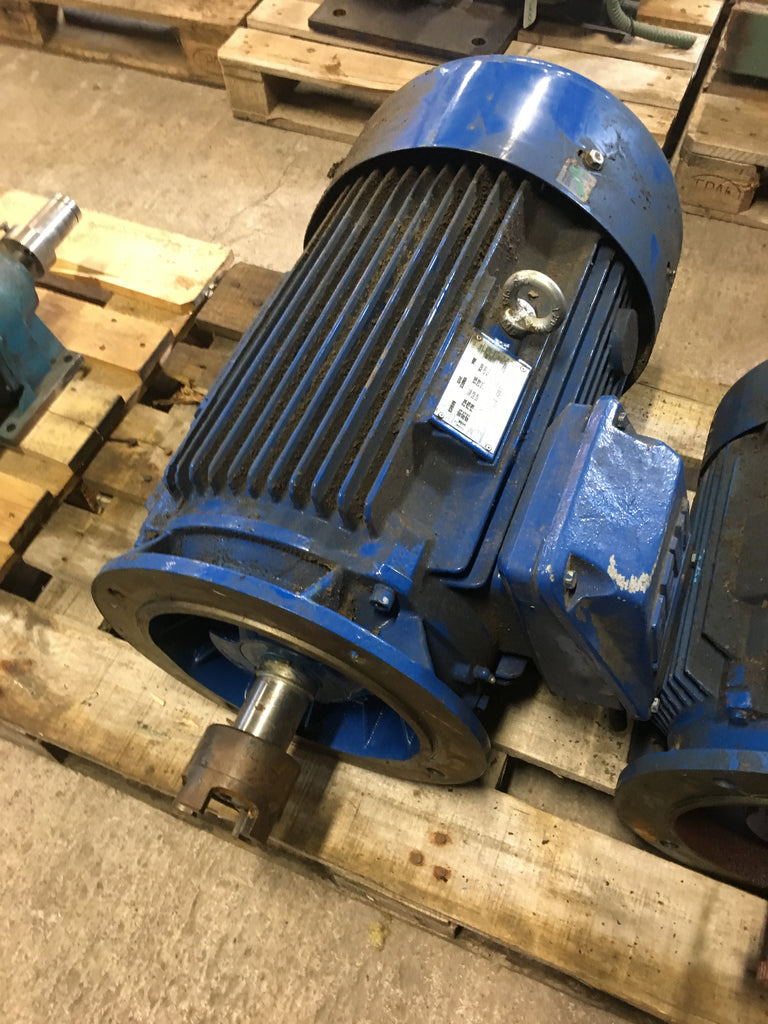 Used electric motor 30 kW 1474 r/m - Swedabo