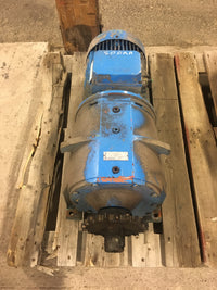Electric motor with reducer 11,5-8,5 kW 1460-965 r/m