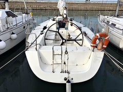 Yacht delivery IMX 40