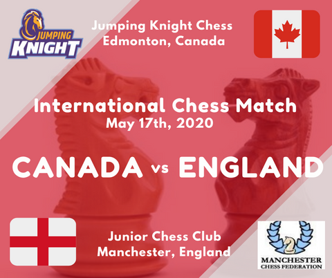 Canada vs England Chess Match