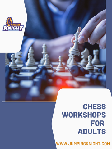 Online Chess Workshops for adults