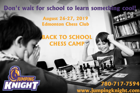 Chess Camp Edmonton