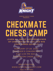Checkmate Chess Camp Edmonton