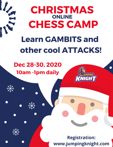 Christmas Chess Camp