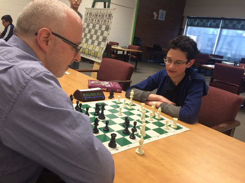 Spring Chess Camp Edmonton