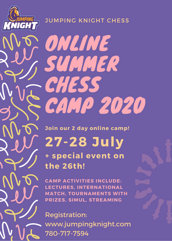 Online Summer Chess Camp