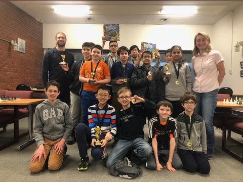 Junior Chess Camp Edmonton