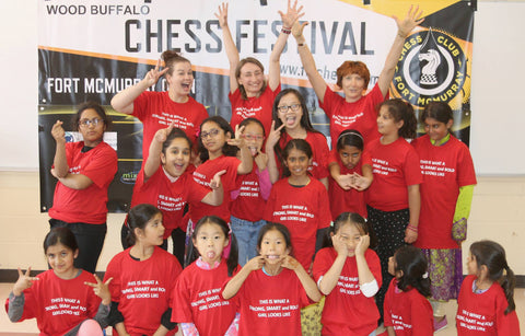 Fort McMurray Chess Festival