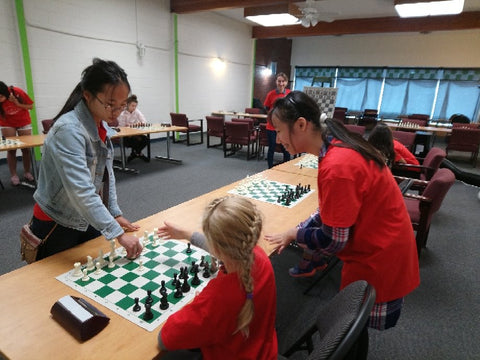Edmonton Chess Camp