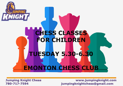 Chess classes for children