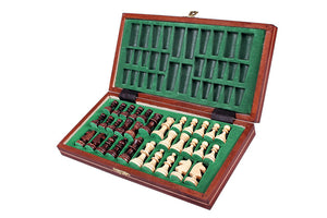 Jumping Knight Chess Store. Magnetic Travel Chess Set.