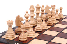 Load image into Gallery viewer, Jumping Knight Chess Store. Travel Folding Chess Set.