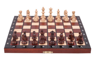 Jumping Knight Chess Store. Travel Folding Chess Set.