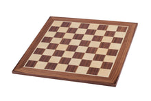 Load image into Gallery viewer, Jumping Knight Chess Store. Walnut-Maple Chess Board.