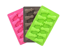 Load image into Gallery viewer, Jumping Knight Chess Store. Chess Ice Cube Tray. Chess Silicone Mold.
