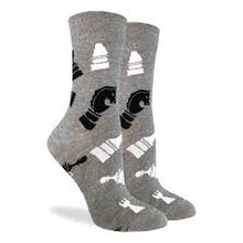 Load image into Gallery viewer, Chess Socks Women's
