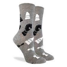 Chess Socks Women's