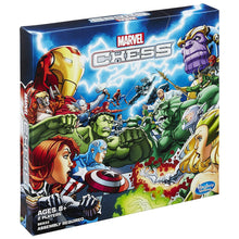 Load image into Gallery viewer, Jumping Knight Chess Store. Marvel Chess Set for kids.