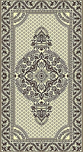 BalajeesUSA 6'x9' Reversible Indoor Outdoor Plastic Straw Rug Patio RV Camping Wholesale Price Mat 20348