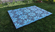 BalajeesUSA 5'x7' Indoor Outdoor rug Plastic Straw mat RV Mat Patio Camping Reversible rug Wholesale Price 20287