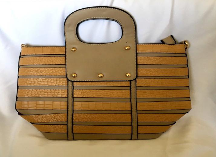 Womens Handbag tote Purse 15''x15''x6