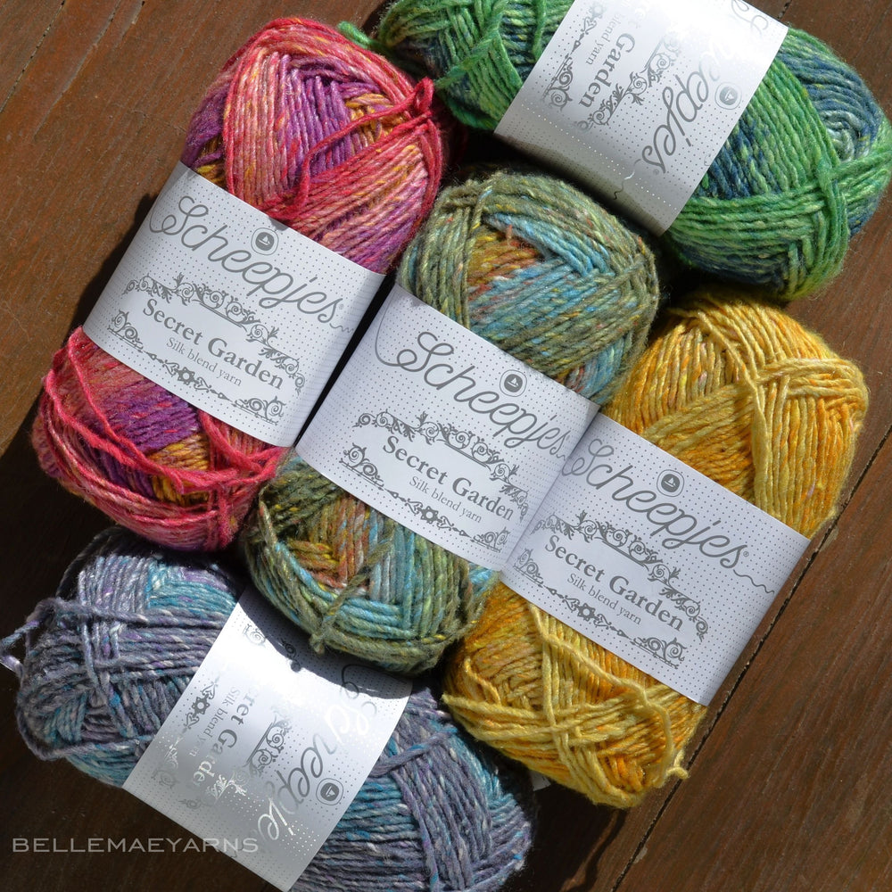 Scheepjes Whirl and quality crochet products from BelleMae