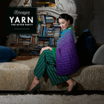 Scheepjes Pattern: YARN The After Party no. 51 Book Lovers Wrap by Margje Enting