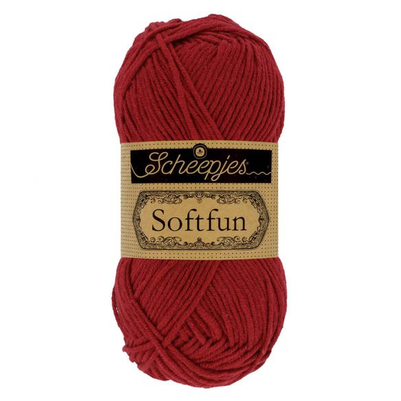 Scheepjes Soft Fun - 2492 Bordeaux