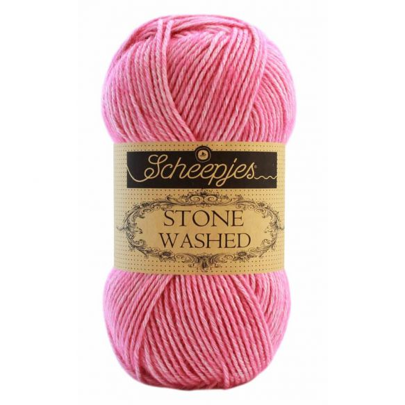 Scheepjes Stone Washed - 836 Tourmaline