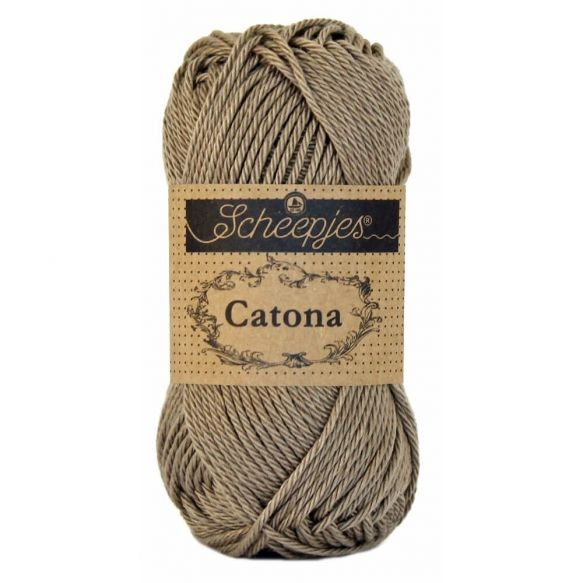 Scheepjes Catona 50gm - 254 Moon Rock