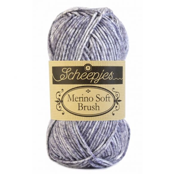 Scheepjes Merino Soft Brush - 253 Potter