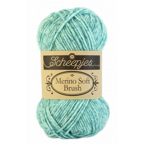 Scheepjes Merino Soft Brush - 254 Israels