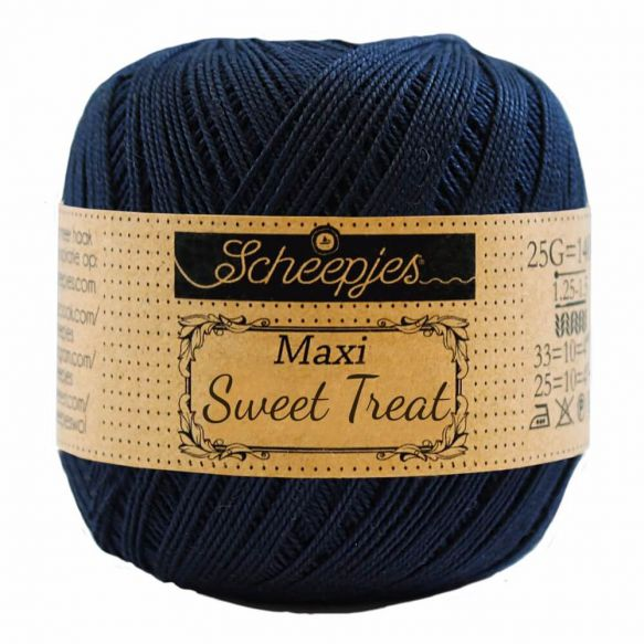 Scheepjes Maxi Sweet Treat - 124 Ultramarine