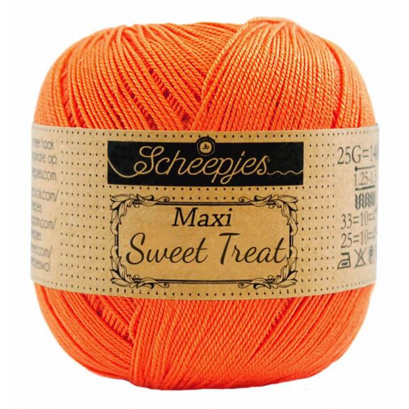 Scheepjes Maxi Sweet Treat - 189 Royal Orange