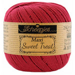 Scheepjes Maxi Sweet Treat - 192 Scarlet