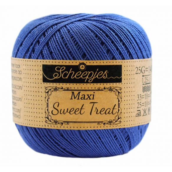 Scheepjes Maxi Sweet Treat - 201 Electric Blue