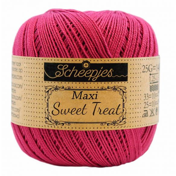 Scheepjes Maxi Sweet Treat - 413 Cherry