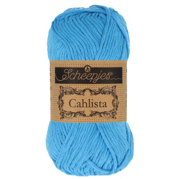 Scheepjes Cahlista 50gm  - 384 Powder Blue