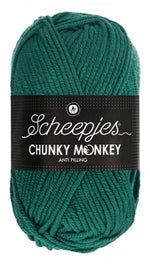 Scheepjes - Chunky Monkey 1062 Evergreen