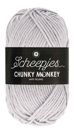 Scheepjes - Chunky Monkey 1724 Heather