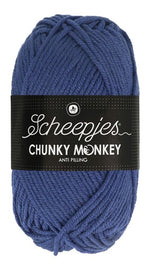 Scheepjes - Chunky Monkey 1825 Midnight