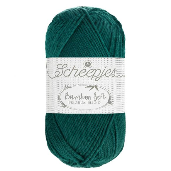 Scheepjes Bamboo Soft  - 254 Mighty Spruce