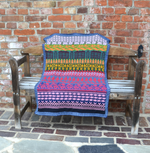 One World - Lola Yarn Blanket Set