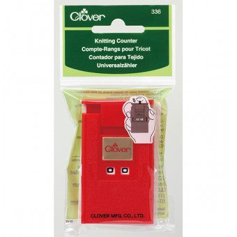 Clover Knitting Counter - 336