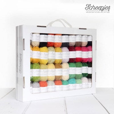 Scheepjes Metropolis Colour Pack 80 x 10gm balls