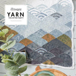 Scheepjes Pattern: YARN The After Party no. 65 Mountain Clouds Blanket by Christina Hadderingh