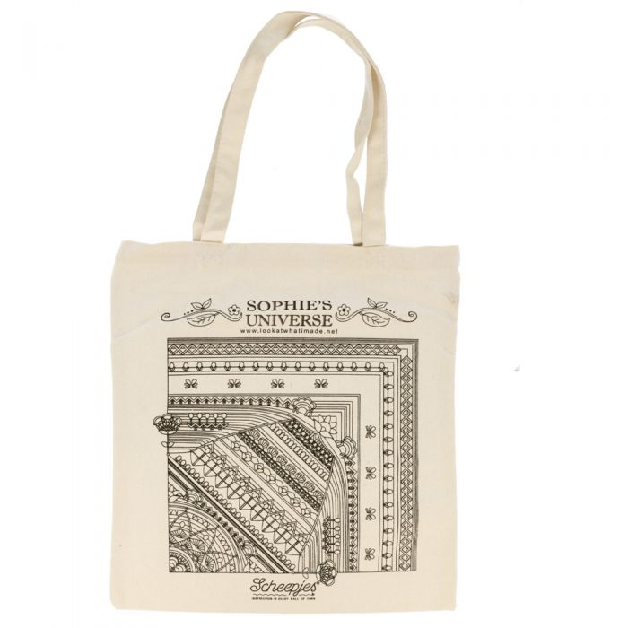 Scheepjes Sophie's Universe-Garden Canvas Bag LIMITED EDITION