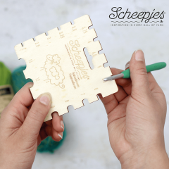 Scheepjes Crochet Needle Gauge