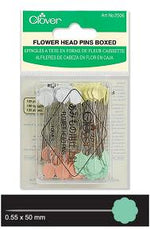 Clover Flower Pins Boxed