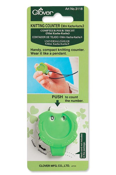 Clover Knitting Counter - Kacha-Kacha